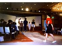 ファッションショー(4)